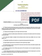 Lei11788 - Lei de Estagios