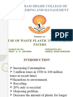 Waste plastic in pavers.pptx