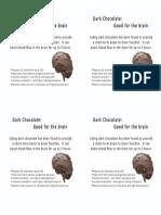 Chocolate Brain Front