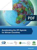 Accelerating the IFF Agenda for African Countries