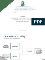 Cam0800 - Aula 04 - Características Do Tráfego