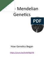 10-2 mendelian genetics