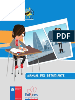 Manual Comic Estudiante