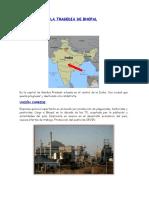 La Tragedia de Bhopal