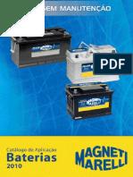 Catálogo de Aplicação de Baterias - Magnet Marelli.pdf