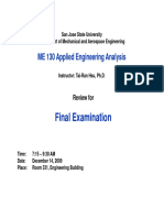 Review for Final Exam_F09