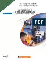 Merlin Gerin LV Switchgear, Fusegear & Electrical Distribution