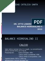 Cirugia Balance Hidrosalino