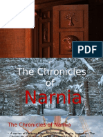 The Chronicles of Narnia (Powerpoint) - AMBM