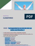 Climaterio.