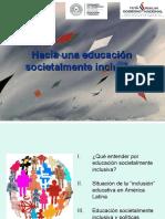 El Enfoque de la educacion Inclusiva.ppt