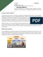 Enlaces Químicos (Bioquímica)