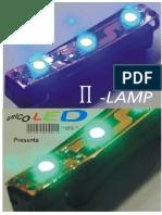 Brico LED - Pi Lamp