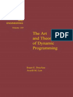 S. E. Dreyfus, A. M. Law - The Art and Theory of Dynamic Programming_1977