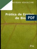 Prática de Ensino de Biologia - Myriam Krasilchik. 4 Ed.