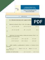 Descartes- Programacion Lineal
