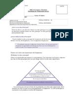 Guía CL- IDEA PRINCIPAL- 6°