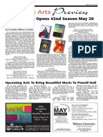 Spring Arts Preview 2017 sct