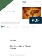 The Geopolitics of CC