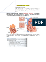 Hipertrofia e Dilatação Do Coração No ECG