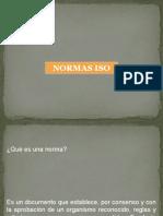 Presentación Normas ISO