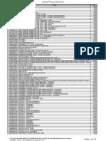 Lista para Librerias 1-3-2013.xls
