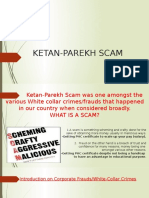 Ketan Parekh Scam Merged