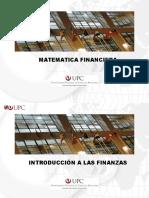 01 1 2.1.1 Introduccion a Las Finanzas - Parte 1