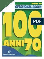 100 anni 70   BOOK