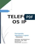 Telefonos Ip
