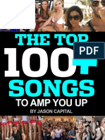 Top 100+ Songs to Amp You Up
