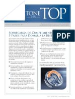 Sobrecarga de Cumplimiento August September 2014 Spanish