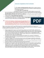 Provenge Trial - Alternative Explanation for Observed Survival(2)