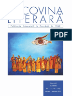 Revista Bucovina literara