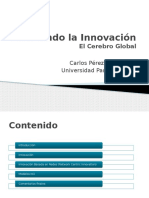 Innovando La Innovación, El Cerebro Global