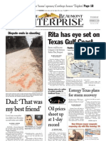 2005 - Rita - Front Pages