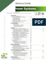 356850-103 QRefGde Eltek-Power-Sys 1v0 (1) ELECTRICO