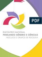 Genero e Ciência No Brasil Contribuições Para Pensar a Ação Política Na Busca Da