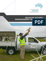 Airport Practice Note 9 - Wildlife Hazard Management at Airports