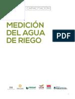 Inta Manual Medicion Del Agua de Riego