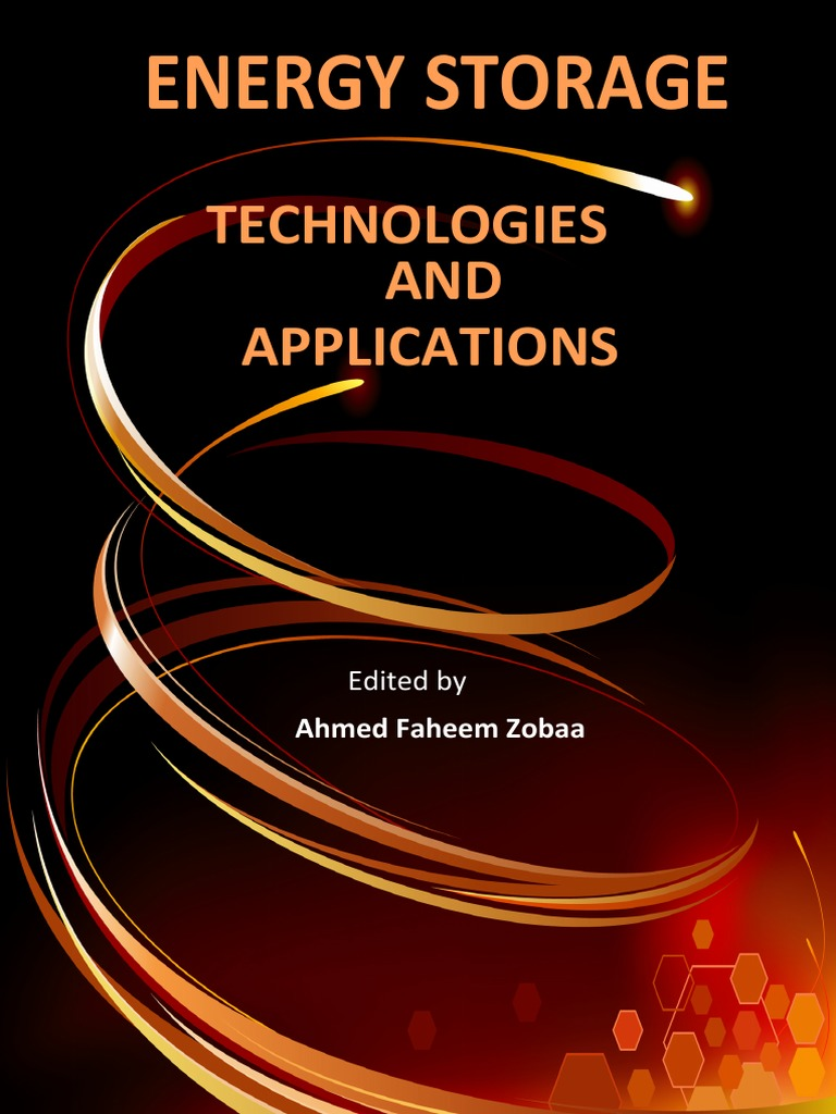 126495973 energy storage technologies and applications pdf energy storage wind power