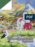 Guia Para La Educación Ambiental - 2016