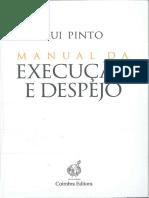 6_Manual de Execução e Despejo