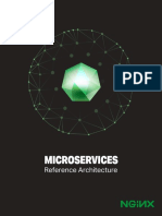 Microservices Reference Architecture
