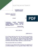 Asuncion vs. NLRC, G.R. No. 129329, July 31, 2001