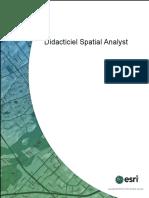 Tutorial Spatial Analyst