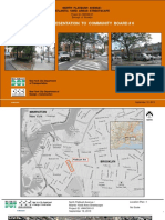 Flatbush Avenue Triangle Reconstruction Plan NYC DOT