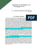 212785024 Forma y Significacion en El Matadero Noe Jitrik