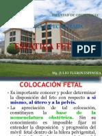 Estática Fetal 2016