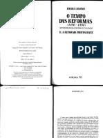 CHAUNU, Pierre. O Tempo Das Reformas (1250-1550), Vol. 2